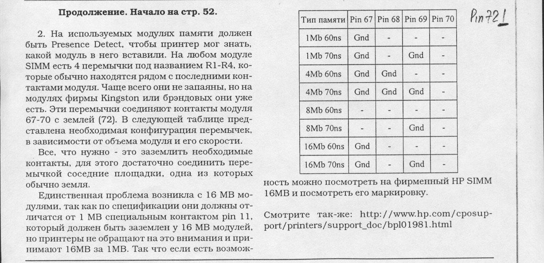 Схема на блок питания принтера